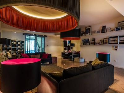 Hall - Hotel Oliva Aviano